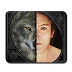 Project Pawprint Wolf Guy Mousepad