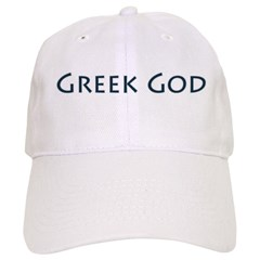 Greek God Baseball Cap