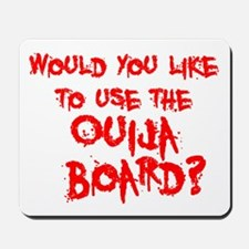 Paranormal Ouija Board Mousepad