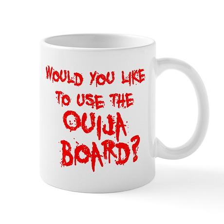 Paranormal Ouija Board Mug