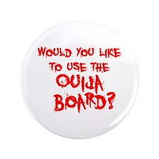 "Paranormal Ouija Board 3.5"" Button"