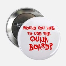 "Paranormal Ouija Board 2.25"" Button"