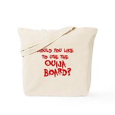 Paranormal Ouija Board Tote Bag
