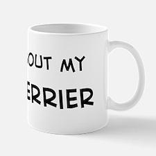 Ask me: Cesky Terrier  Mug