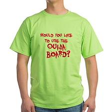 Paranormal Ouija Board T-Shirt