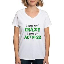 crazy actress Shirt