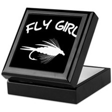FLY GIRL - Keepsake Box