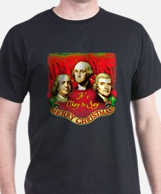 Founders OK to Say T-Shirt