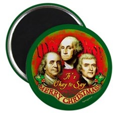 """Founders OK to Say 2.25"""" Magnet (10 pack)"""