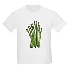 Fresh Asparagus Kids T-Shirt