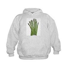 Fresh Asparagus Hoodie