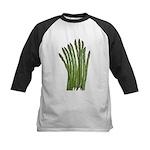 Fresh Asparagus Kids Baseball Jersey