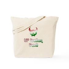 Lil' Italian Devil Tote Bag