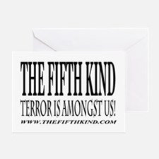 THE FIFTH KIND Greeting Card