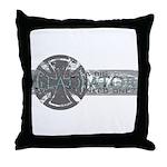 Where's a Big Gladiator... Throw Pillow