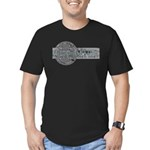 Where's a Big Gladiator... Men's Fitted T-Shirt (d