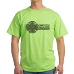 Where's a Big Gladiator... Green T-Shirt
