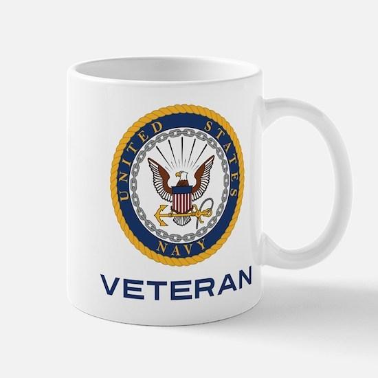 U.S. Veteran Mug