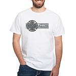 Big Gladiator White T-Shirt