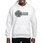 Big Gladiator Hooded Sweatshirt