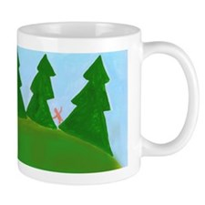 Coffee Mug For a Nudist Camp