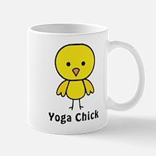 Yoga Chick Mug