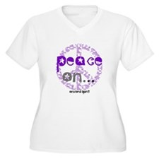 Peace On... T-Shirt