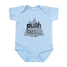 Push On... Infant Bodysuit