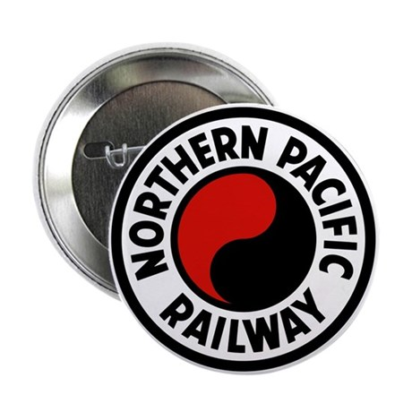 Northern Pacific Button (100 pack)