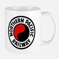 Northern Pacific Mug