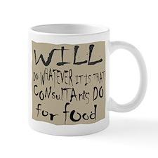 Homeless Consultant Mug