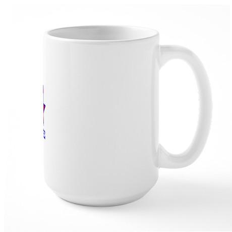 Go BIG or go home Large Mug