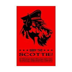 Scottish Terrier- SCOTTIE Posters