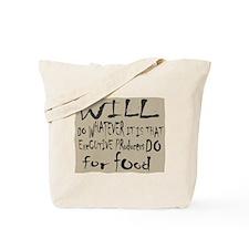 Homeless Linux Geek Tote Bag