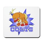 Colts Football Mousepad