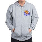 Colts Football Zip Hoodie