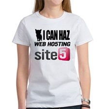 I Can Haz Web Hosting Tee