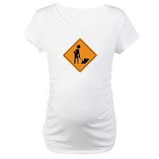 Construction Worker Sign Shirt