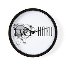 Twi-Hard Wall Clock