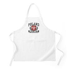 Poland Polska BBQ Apron
