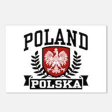 Poland Polska Postcards (Package of 8)