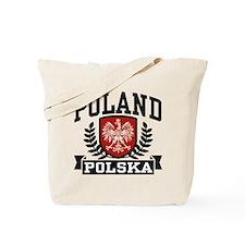 Poland Polska Tote Bag