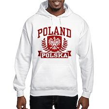 Poland Polska Hoodie