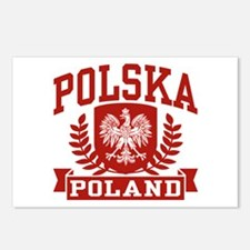 Polska Poland Postcards (Package of 8)