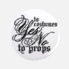 "Costumes & Props 3.5"" Button"