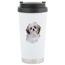 Shih Tzu Lover Travel Mug