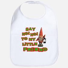 Say Ho Ho to Santa Bib