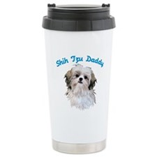 Shih Tzu Daddy Travel Mug