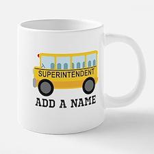 Personalized Superintendent 20 oz Ceramic Mega Mug