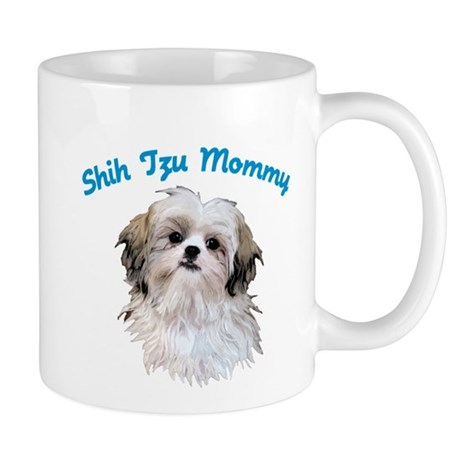 Shih Tzu Mommy Mug